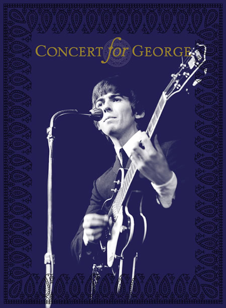 Concert For George DVD Cover