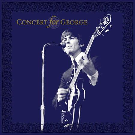 Concert For George LP Cover